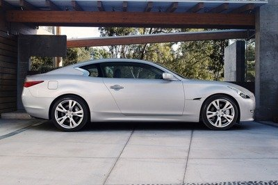 Infiniti prepares M Coupe and Convertible