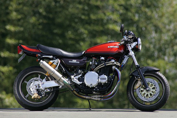 Kawasaki Z2 By Sanctuary Picture 363504 Motorcycle News Top Speed