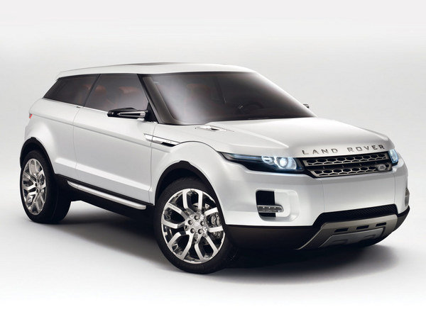 Land Rover Prepares Its First Front Wheel Drive Model News