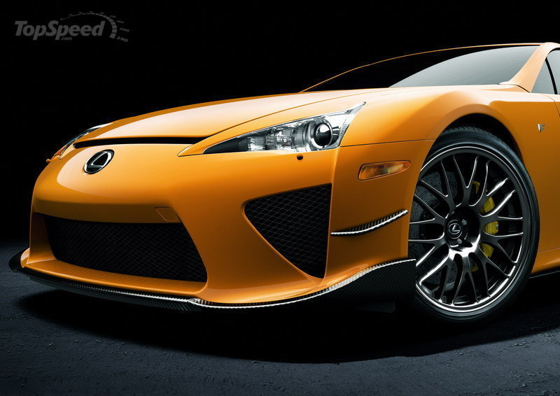 Lexus LF A Nurburgring Edition Priced At $450,000