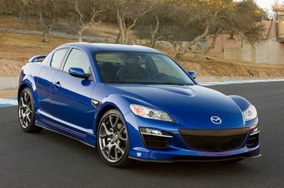 Mazda RX-8 sales on the US market to end in 2011