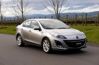 Mazda3 holds a razor-thin edge over the Honda Civic in year-to-date sales up in Canada