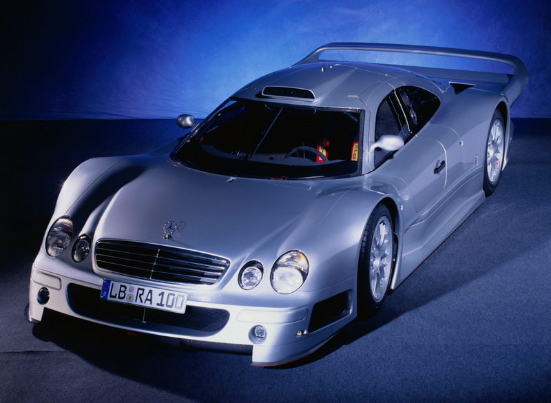1998 Mercedes CLK-GTR High Resolution Exterior - image 361116