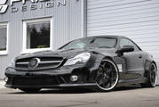 Mercedes SL R230 PD Series by Prior Design