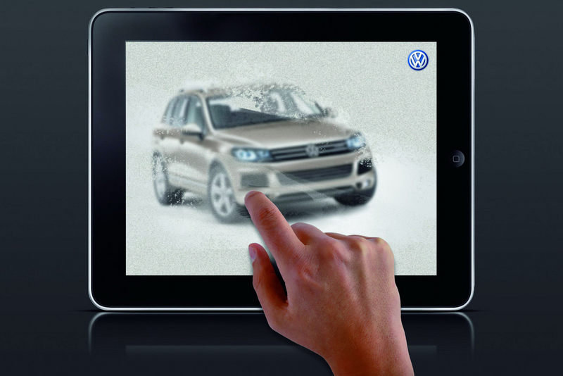 Volkswagen set to release new digital customer magazine for the iPad