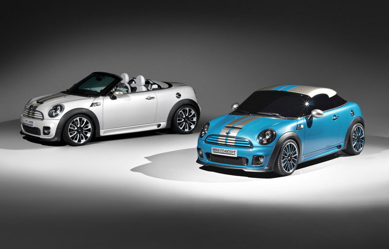 New details on the next MINI Roadster & Coupé