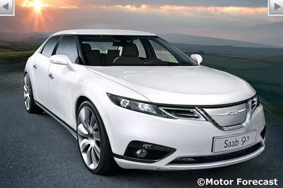 New Saab 9-3 coming in 2012