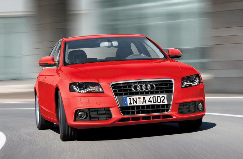 Next generation Audi A4 will lose 300 lbs