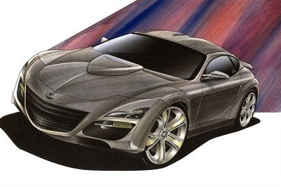 Next Mazda RX-7 will use a rotary engine