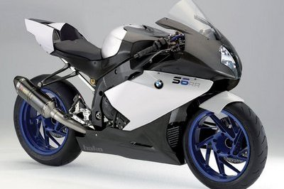 No, this isn't the all-new BMW S600RR!!!