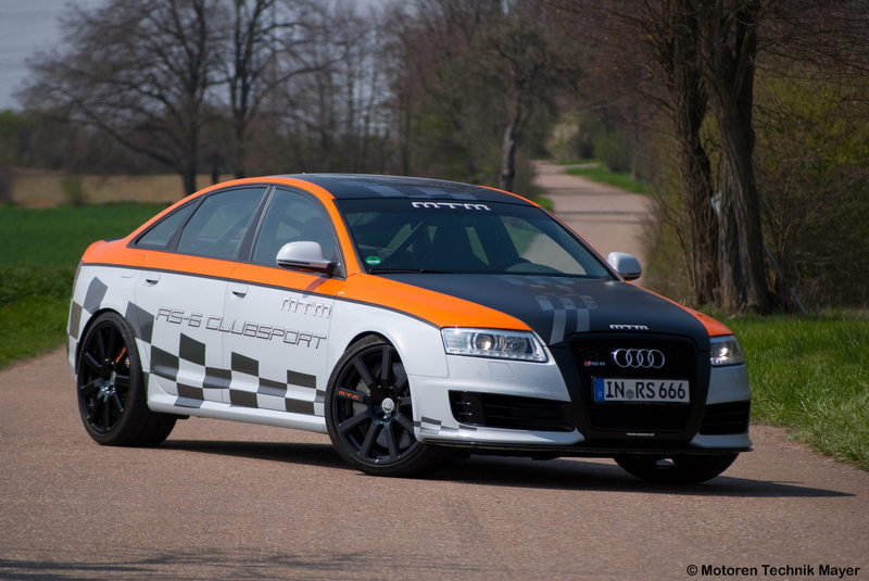 2010 Audi RS6 Clubsport by MTM