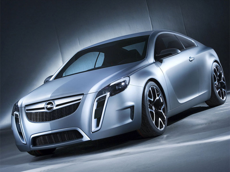 Opel will bring new Calibra in 2013