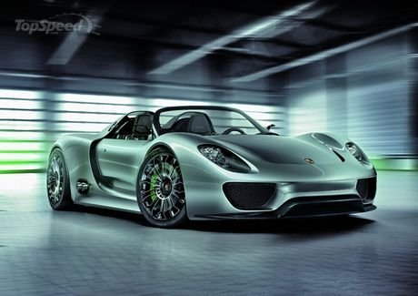 porsche 918 spyder to debut at the 2011 nurburgring 24 hour race
