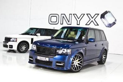 2010 Range Rover Sport and Vogue Platinum V and S packages by Onyx
