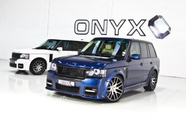 range rover sport and vogue platinum v and s packages by onyx picture