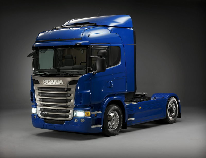 Scania G-series