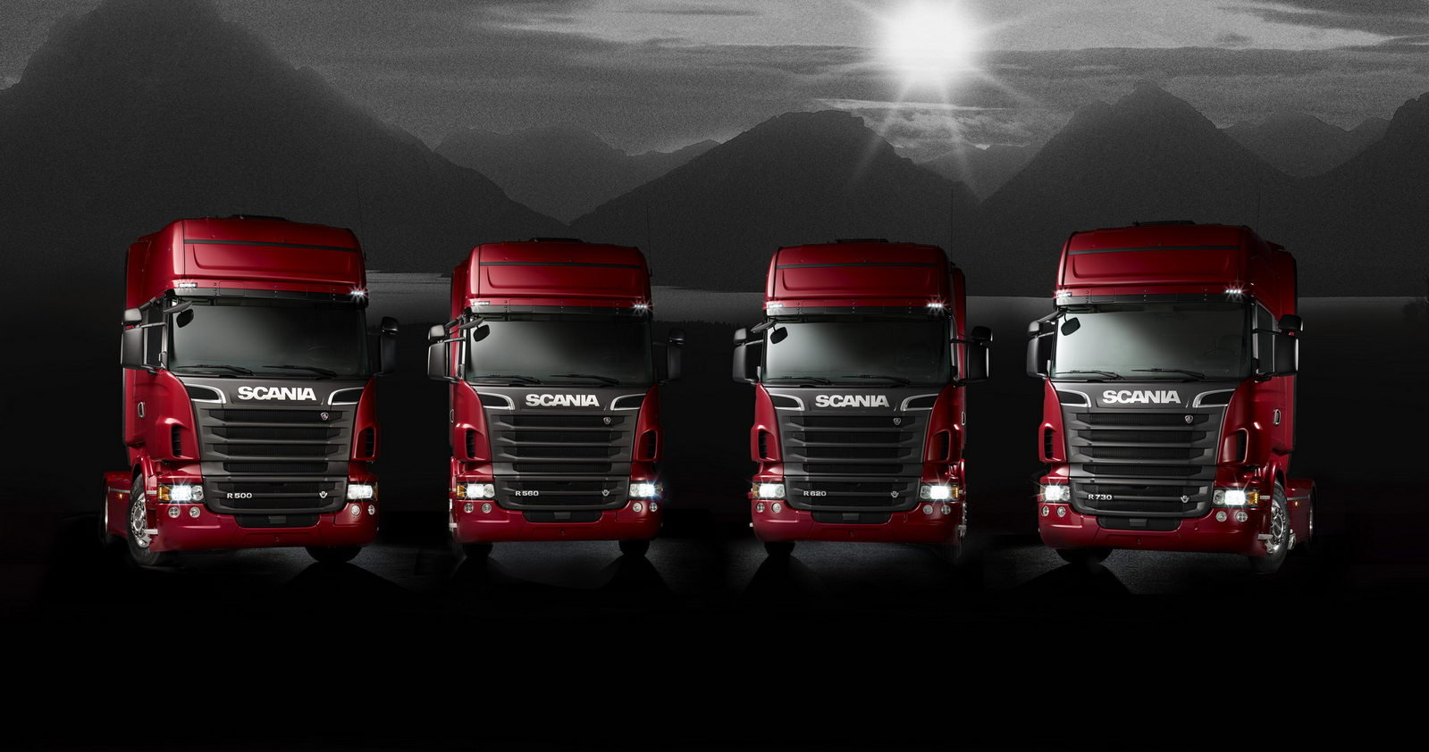 Scania V8 Truck Range Pictures, Photos, Wallpapers. | Top