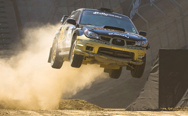 superrally to make x games debut in july picture