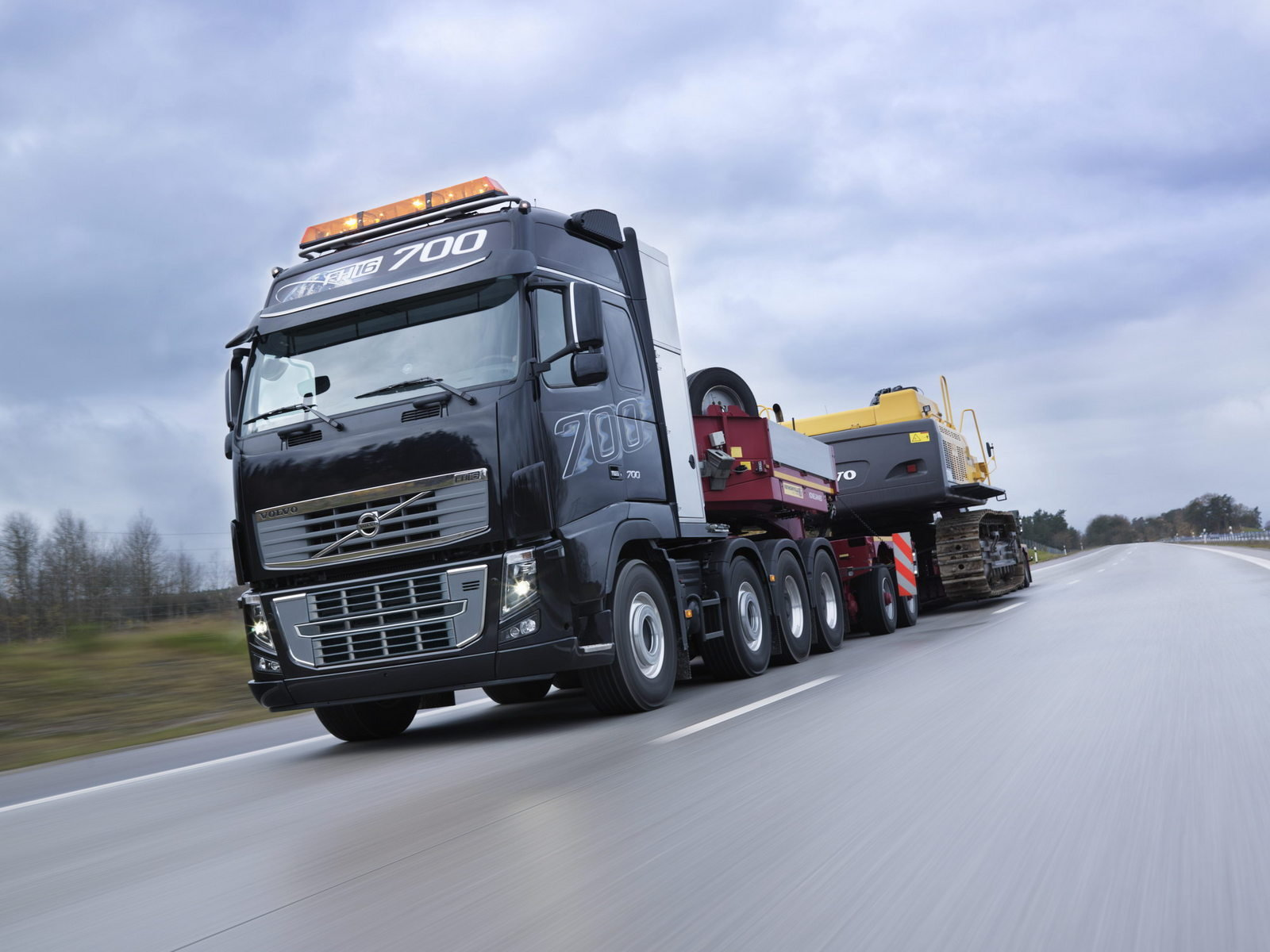 Volvo Fh16 Picture 362952 Truck Review Top Speed