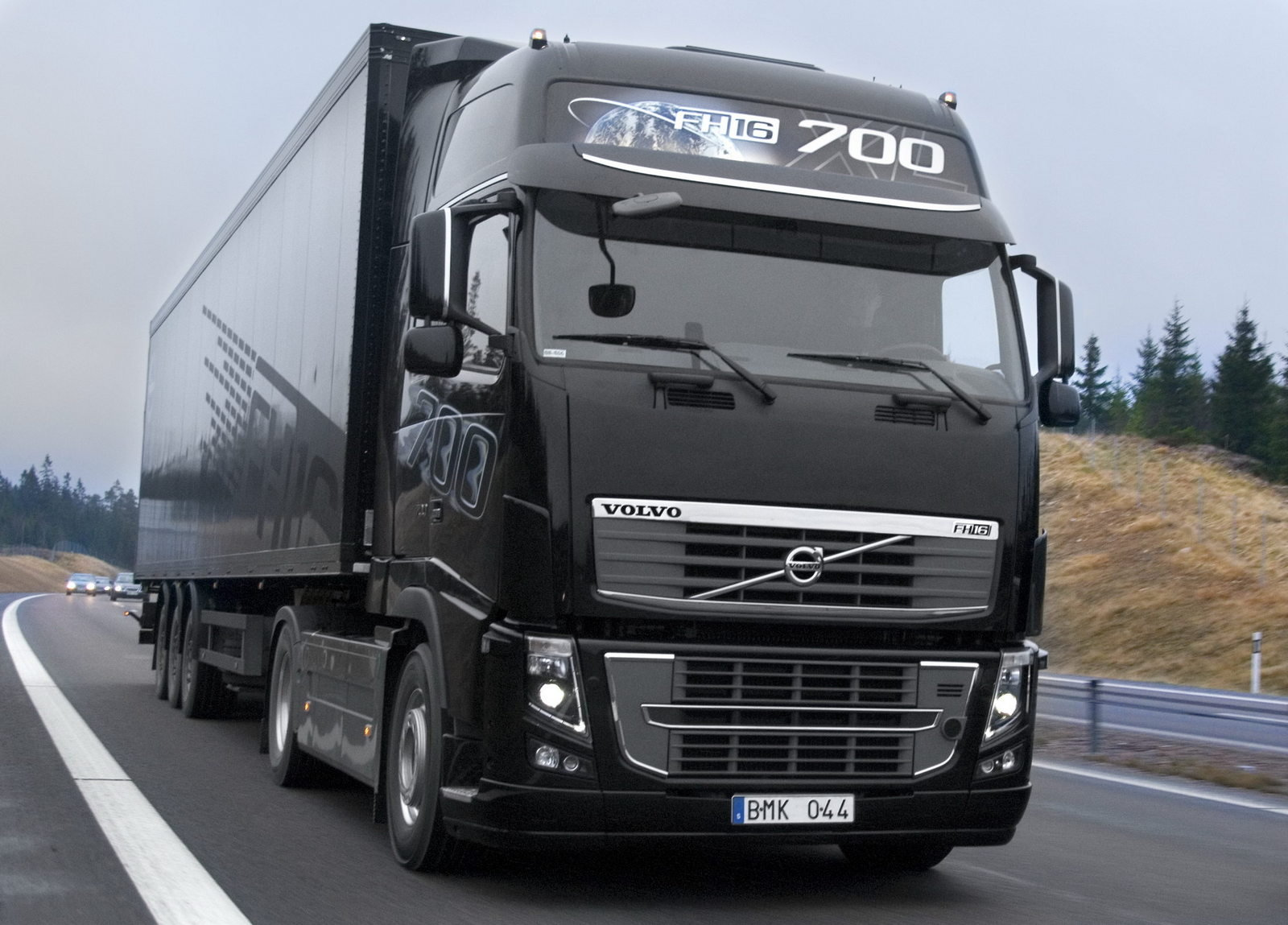 Volvo Fh16 Review Top Speed