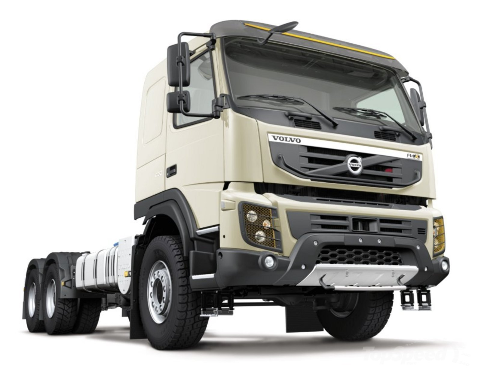 Volvo Fmx Review Top Speed