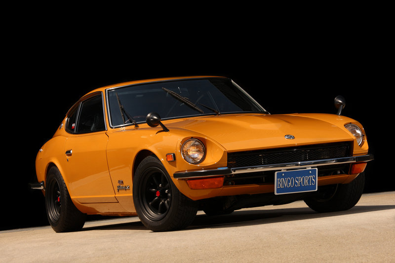 1970 Nissan Fairlady Z432 for sale