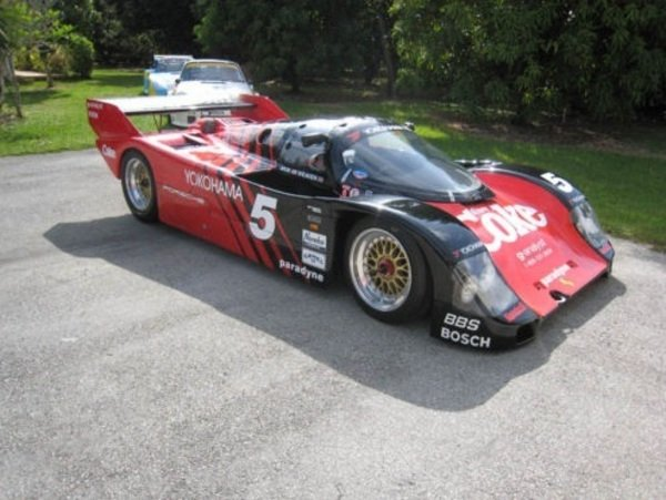 Auto For Sale Ebay: 1987 Porsche 962 For Sale On EBay News