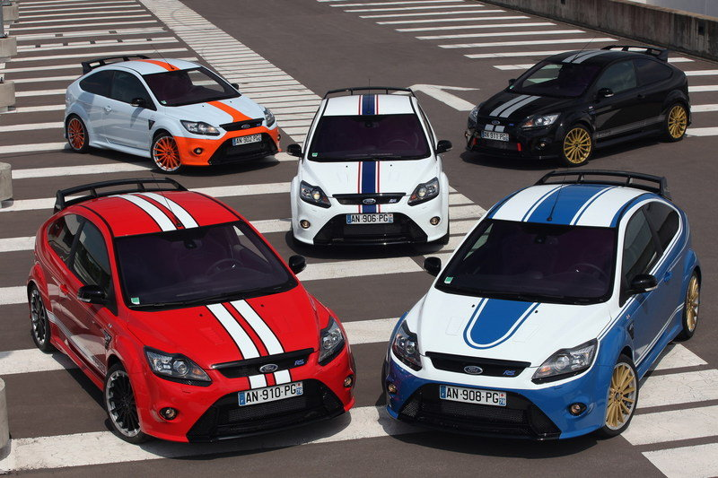 2010 Ford Focus RS Le Mans Classic Editions
