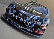 Ford Mustang NASCAR Nationwide Series race car