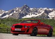 2011 Bentley Continental Supersports Convertible - image 367348