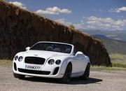 2011 Bentley Continental Supersports Convertible - image 367350