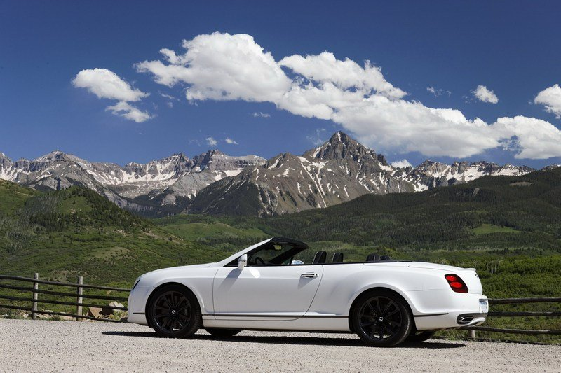 2011 Bentley Continental Supersports Convertible High Resolution Exterior - image 367351