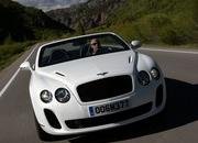 2011 Bentley Continental Supersports Convertible - image 367352