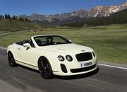 2011 Bentley Continental Supersports Convertible - image 367336