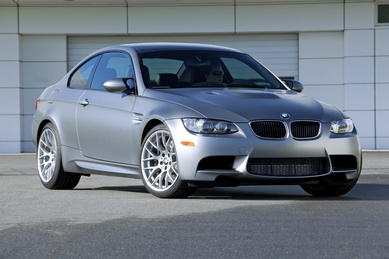 2011 BMW Frozen Gray M3 Coupe High Resolution Exterior - image 366303