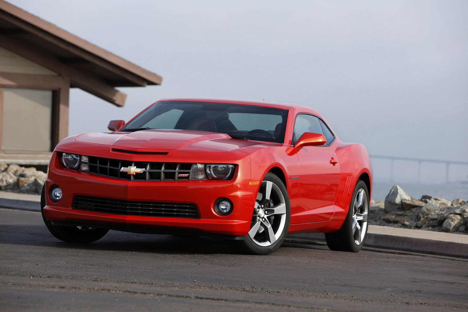 All Chevy chevy cars 2011 2011 Chevrolet Camaro Review - Top Speed