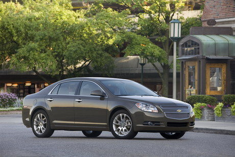 Like all other Chevrolet models, the Malibu is entering the 2011 model year