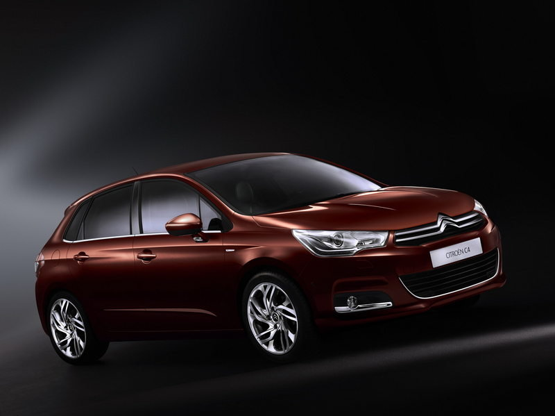 2011 Citroen C4 High Resolution Exterior Wallpaper quality - image 364008
