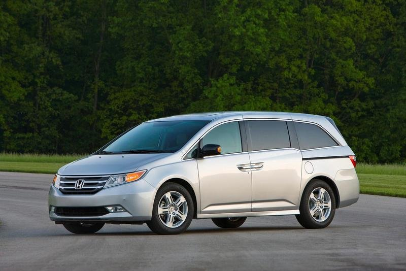 2011 Honda Odyssey Touring Elite High Resolution Exterior - image 366380