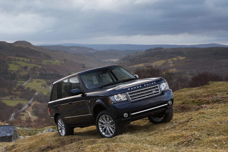 2011 Land Rover Range Rover wallpaper image