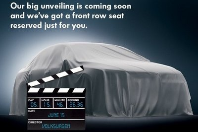 2011 Volkswagen Jetta to be revealed on June 15
