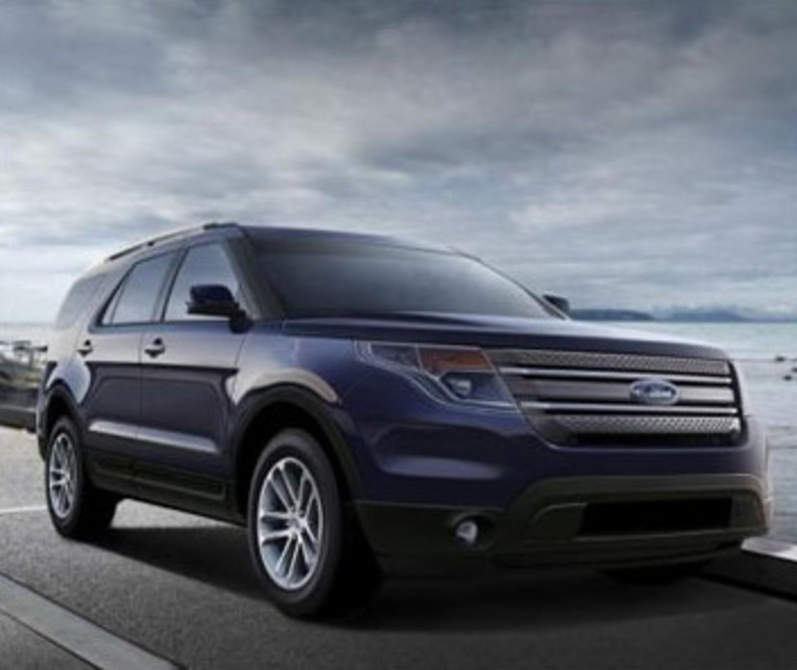 2011 maybe 2012 ford explorer rendered again news top speed. Black Bedroom Furniture Sets. Home Design Ideas