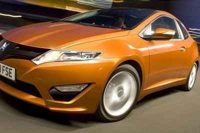 2013 Honda Civic will get a more futuristic design