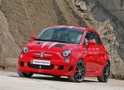 Fiat 500 with 268 HP by Pogea Racing