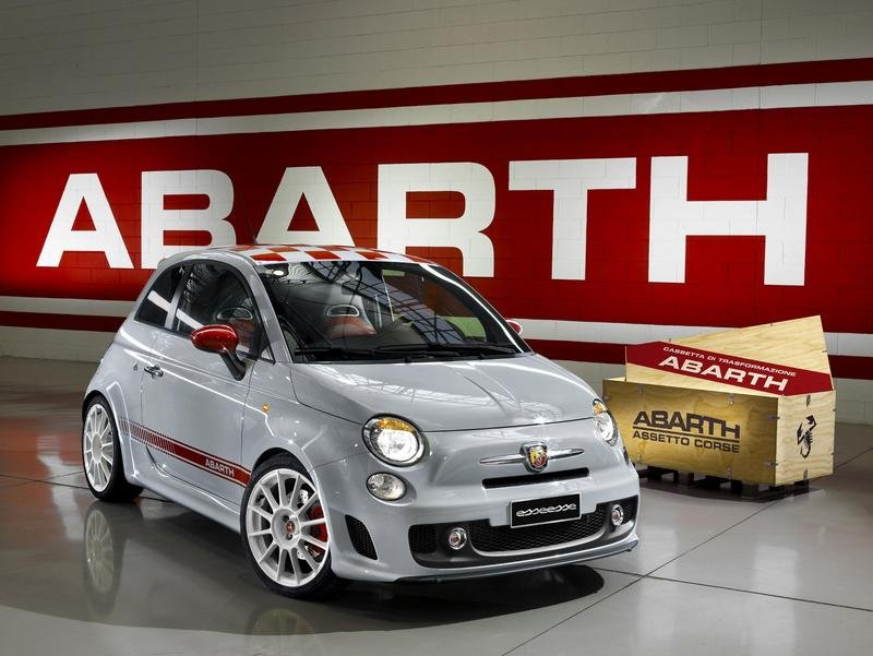 Abarth prepares new Essesses models