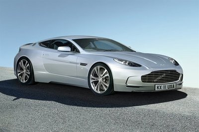 Aston Martin DB9 leads a revamped Aston lineup