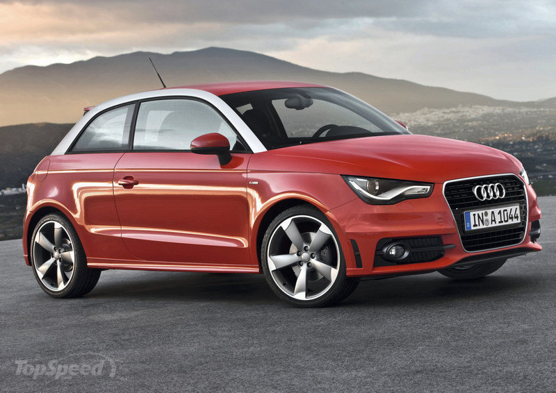 Audi boss confirms future S1 model