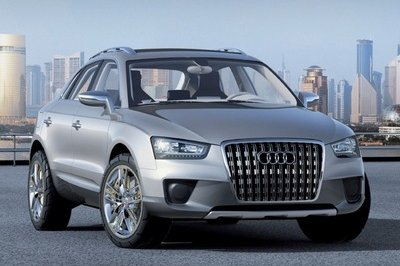 Audi considering A1 AllRoad