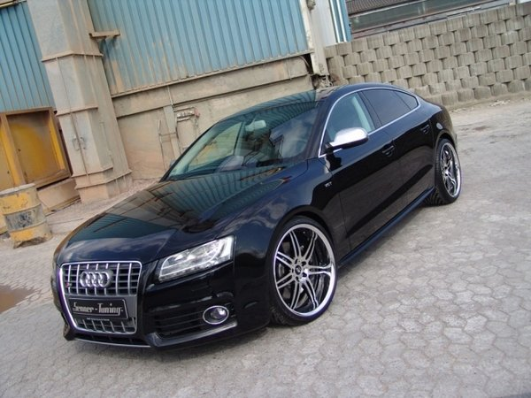 2010 audi s5 sportback by senner tuning car review top. Black Bedroom Furniture Sets. Home Design Ideas