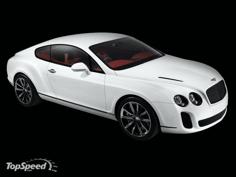 Bentley to focus on performance, rather than luxury